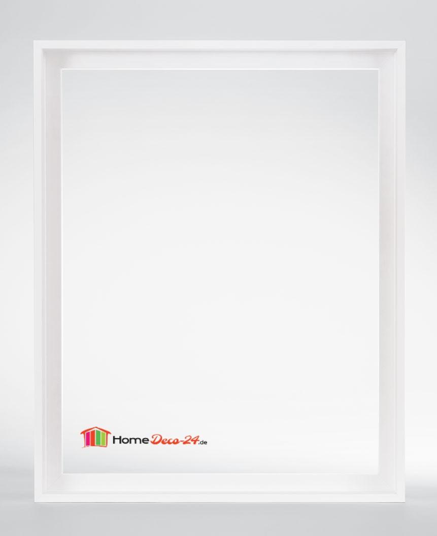 Bilderrahmen Holz FUr Leinwand ~   50 cm Holz Werkstoff Schattenfugen Bilderrahmen für Leinwand  eBay