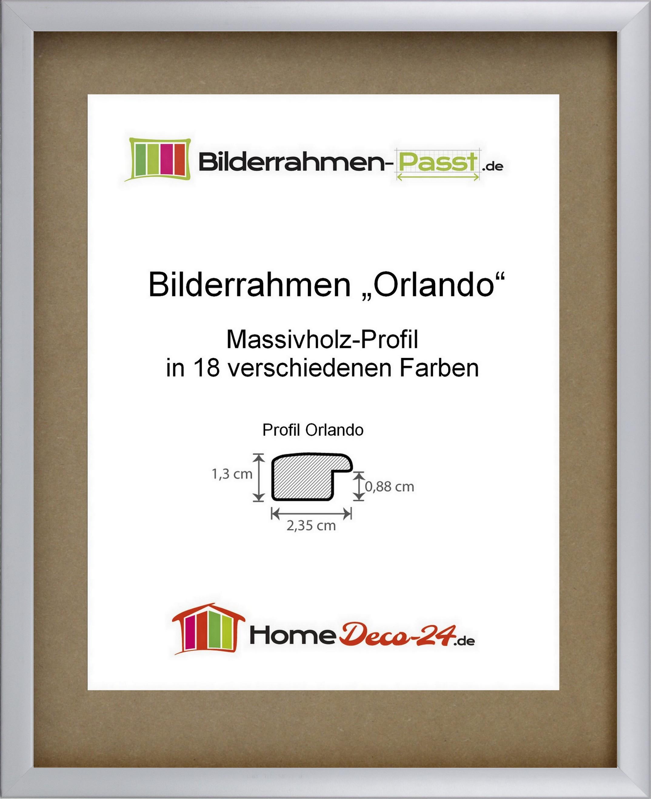 orlando massivholz bilderrahmen farbwahl gr ssenwahl standard gr ssen h neu ebay. Black Bedroom Furniture Sets. Home Design Ideas