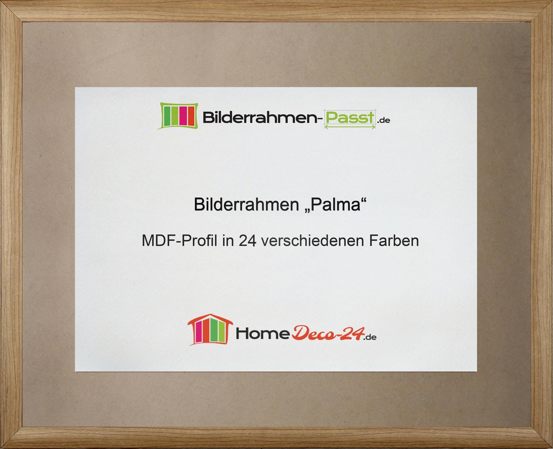 Palma d nner holz werkstoff bilderrahmen usa gr ssen a for Home deco 24